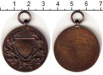 Изображение Монеты Франция Медаль 1928 Бронза XF Спорт
