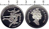 Изображение Монеты Северная Америка Канада 50 центов 1998 Серебро Proof