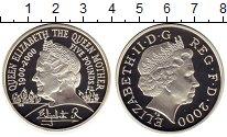 Изображение Монеты Европа Великобритания 5 фунтов 2000 Серебро Proof
