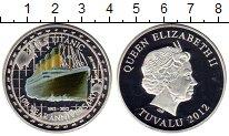 Изображение Монеты Тувалу Медаль 2012 Серебро Proof