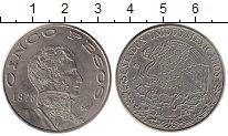 Изображение Монеты Северная Америка Мексика 5 песо 1978 Медно-никель XF