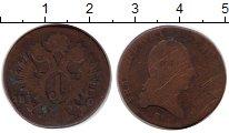 Изображение Монеты Австрия 1 крейцер 1804 Медь VF