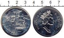 Изображение Монеты Северная Америка Канада 1 доллар 1995 Серебро UNC-