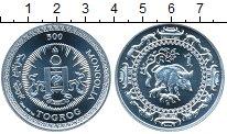 Изображение Монеты Азия Монголия 500 тугриков 2007 Серебро Proof