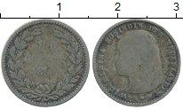 Изображение Монеты Нидерланды 10 центов 1895 Серебро VF