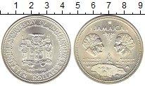 Изображение Монеты Северная Америка Ямайка 10 долларов 1972 Серебро UNC
