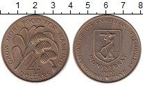 Изображение Монеты Европа Монтсеррат 4 доллара 1970 Медно-никель UNC-
