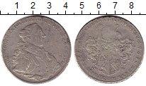 Изображение Монеты Германия Рейсс 1 талер 1765 Серебро VF