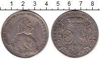 Изображение Монеты Майнц 1 талер 1768 Серебро VF