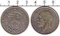 Изображение Монеты Великобритания 1/2 кроны 1931 Серебро XF-