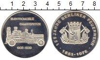 Изображение Монеты ФРГ Медаль 1976 Серебро Proof-