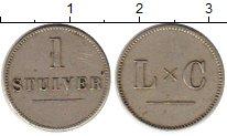 Изображение Монеты Нидерланды Кюрасао 1 стивер 1880 Медно-никель XF