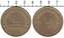 Изображение Монеты Южная Америка Уругвай Жетон 0 Латунь VF