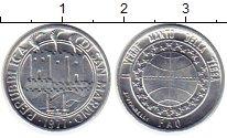 Изображение Монеты Сан-Марино 1 лира 1977 Алюминий UNC