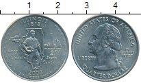 Изображение Монеты США 1/4 доллара 2003 Медно-никель XF