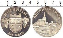 Изображение Монеты Германия Медаль 0 Серебро Proof- Хоххайм-на-Майне