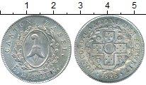 Изображение Монеты Базель 5 батзен 1826 Серебро UNC-