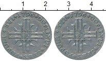 Изображение Монеты Люцерн 1/4 гульдена 1796 Серебро XF