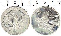 Изображение Монеты Беларусь 20 рублей 2005 Серебро Proof- Фауна. Бородатая нея