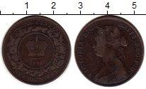 Изображение Монеты Германия Брунсвик 1 цент 1861 Медь VF