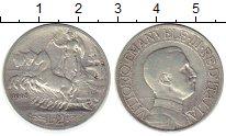 Изображение Монеты Италия 2 лиры 1908 Серебро VF