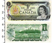 Изображение Банкноты Канада 1 доллар 1973  XF