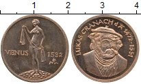 Изображение Дешевые монеты Германия Жетон 1111 Латунь XF