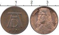 Изображение Дешевые монеты Германия Жетон 1971
