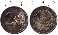 Изображение Мелочь Эстония 2 евро 2019 Биметалл UNC