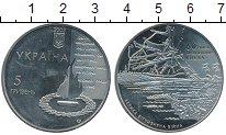 Изображение Монеты Украина 5 гривен 2003 Медно-никель UNC-