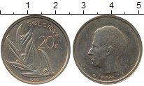 Изображение Дешевые монеты Бельгия 20 франков 1980 Латунь XF
