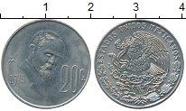 Изображение Дешевые монеты Мексика 20 сентаво 1979 Медно-никель XF-