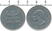 Изображение Дешевые монеты Кения 1 шиллинг 1978 Медно-никель XF