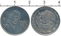 Изображение Дешевые монеты Мексика 20 сентаво 1976 Медно-никель XF