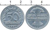 Изображение Дешевые монеты Германия 50 пфеннигов 1922 Алюминий XF