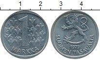 Изображение Дешевые монеты Финляндия 1 марка 1979 Медно-никель XF