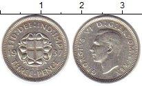 Изображение Монеты Великобритания 3 пенса 1937 Серебро XF