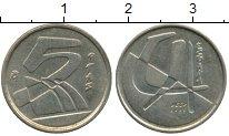 Изображение Дешевые монеты Испания 5 песет 1991 Латунь XF