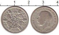 Изображение Монеты Великобритания 6 пенсов 1929 Серебро VF Георг V