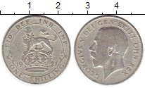 Изображение Монеты Великобритания 1 шиллинг 1921 Серебро VF Георг V