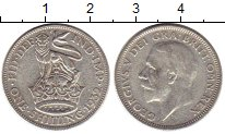 Изображение Монеты Великобритания 1 шиллинг 1932 Серебро VF