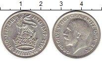 Изображение Монеты Великобритания 1 шиллинг 1932 Серебро VF Георг V