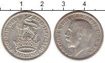 Изображение Монеты Великобритания 1 шиллинг 1935 Серебро VF Георг V