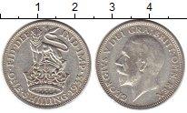 Изображение Монеты Великобритания 1 шиллинг 1933 Серебро VF