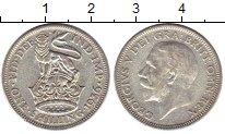 Изображение Монеты Великобритания 1 шиллинг 1936 Серебро VF Георг V