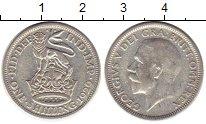 Изображение Монеты Великобритания 1 шиллинг 1929 Серебро VF Георг V