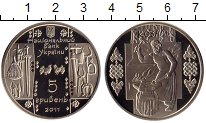 Изображение Монеты Украина 5 гривен 2011 Медно-никель UNC- Кузнец