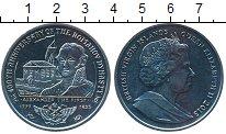 Изображение Монеты Виргинские острова 1 доллар 2013 Медно-никель UNC 400 лет дома Романов