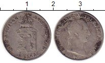 Изображение Монеты Европа Ломбардия 1/2 лиры 1822 Серебро VF+