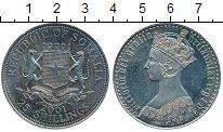 Изображение Монеты Сомали 25 шиллингов 2001 Медно-никель UNC